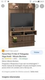 Painel Para TV Até 47 Polegadas Vega Avelã