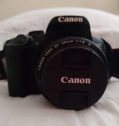 Câmera Canon eos 650D