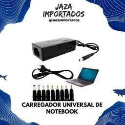 Carregador Universal para Notebooks - Entrega Free em Maringa