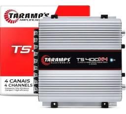 Modulo Taramps Digital stereo 400w , 4 canais, novo, lacrado, N F/ garantia