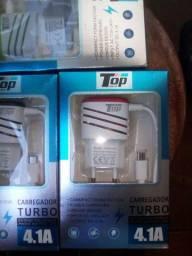 Vendo carregadores turbo por apenas 15 reais cada.