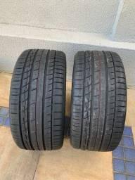 Par pneus aro 21 novos