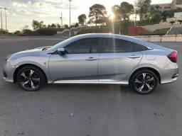 Vendo ou troco Civic EXL 2017 G 10