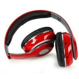 Fone de ouvido estéreo headphones bluetooth