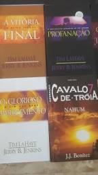 Coleção livros DEIXADOS PARA TRÁS