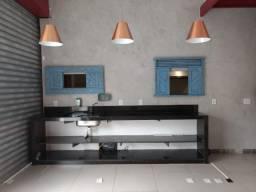 Alugo cozinha para comércio + mezanino +salão para mesas