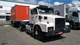 Vendo! caminhão volvo - 1987
