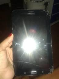 Tablet 3 Samsung pra retirar peças ( placa queimada )