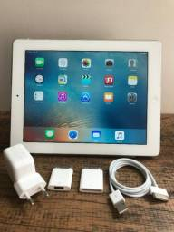 Apple IPad 3th 64gb Retina 3g + Wifi Branco
