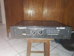 Amplificador Appoteck 3300