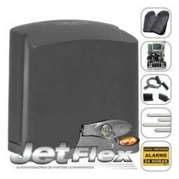 Foto 4 - Kit Motor Portão Eletrônico Ppa Dz Rio Jet Flex 1/4hp Bivolt Kit Motor Portão Ele