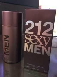 Perfume CH 212 Sexy Masculino