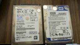 Hd de 500 Gb e HD de 320GB