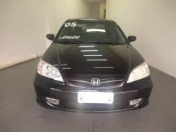Honda Civic Lx Aut 2005   2005