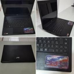 Notebook Sim+ Dual Core - 4GB - 320GB