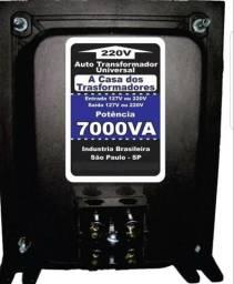 Transformador 7.000va novo na caixa diretamente da fábrica da fábrica 071986371337