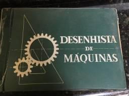 Livros de Desenho de Máquinas e Projetos