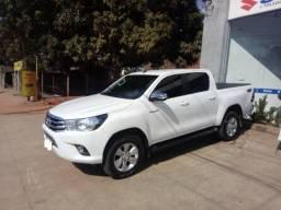 Toyota Hilux SRV - Único Dono - 2017