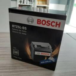 Bateria Moto Bosch com nota e garantia