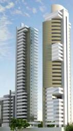 Twin Tower apartamento á venda em Campo Grande MS
