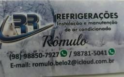 Assistência técnica em geladeira e máquinas de lavar roupas e ar-condicionado