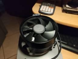Cooler Processador Amd Ryzen 2600x Original