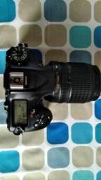 Câmera Digital Nikon D7100 HD-SLR 24.1MP Kit 18-105mm