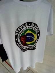 Camisas com sua logo