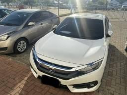 Honda Civic Touring 1.5 TURBO SEM DETALHES - 2017