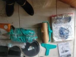 Vendo kit p aplicação de porcelanato líquido