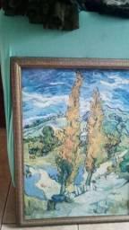 Quadro de Vicent Van Gogh. Réplica