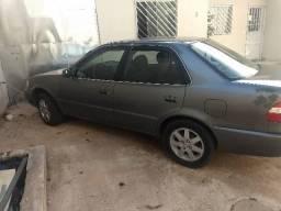 Vendo Corolla 2001/2002 ver anúncio - 2001