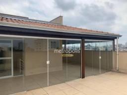 Cobertura à venda, 170 m² por R$ 950.000,00 - Santa Maria - São Caetano do Sul/SP