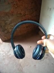 Fone de ouvido via bluetooth e pega rádiocarregamemento bom