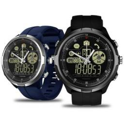7595ba96115 Relógio de Pulso Digital Analógico Zeblaze Vibe Hybrid Bluetooth