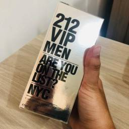 f06cc6dac0 212 Vip Men Carolina Herrera Edt 200ml - Perfume Importado Masculino  Original