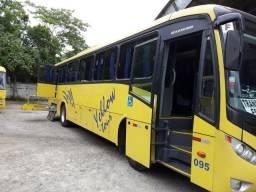 Motor dianteiro ideale 770 ano 2012 M.B 1722 4 cilindros elevador para cadeirante - 2012