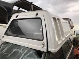 Capota Em Fibra Para S10/Ranger/Montana