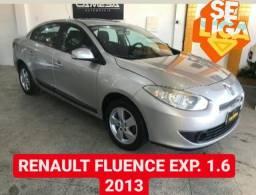 Renault Fluence Exp 1.6 2013