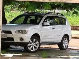 Mitsubishi Outlander 2011/2012 Branca perolizada - 2012