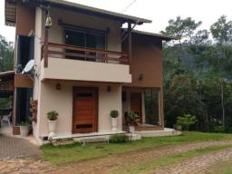 Casa 3QTS em Condominio Fechado em Domingos Martins