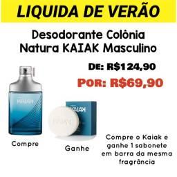 Desodorante Colônia Kaiak Masculino (opção olx pay)