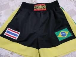 Short Muay Thai P
