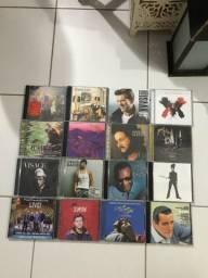 CDs raros nacionais e importados.