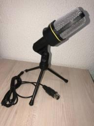 Microfone de mesa para celular P2