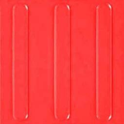 Pisos tátil 20/20 1,5 cm