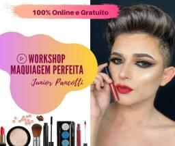 Curso Maquiagem Perfeita / Aprenda as melhores técnicas de maquiagem, sem sair de casa!