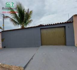 Casa com 2 dormitórios para alugar, 98 m² por R$ 750/mês - Conjunto Habitacional Filostro