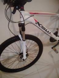 Bicicleta KSW aro 29 Tam 17 f. Hidráulico+ capacete de brinde