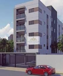 Apartamento com 2 dormitórios à venda, 74 m² por R$ 350.000,00 - Jardim Irajá - Ribeirão P